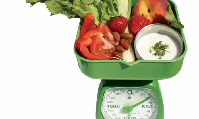 razones para no contar las calorias