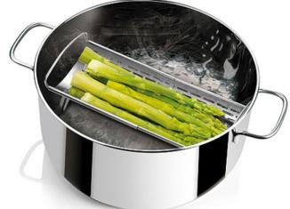 ventajas cocinar al vapor