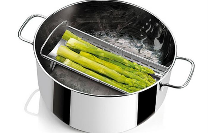9 razones para cocinar los alimentos mas sanos al vapor - Cocinar verduras para dieta ...