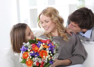 razones para regalar flores a tu madre